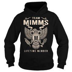 Team MIMMS Lifetime Member - Last Name, Surname T-Shirt