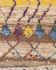 Vintage Moroccan Rugs    http://nazmiyalantiquerugs.com/antique-rugs/vintage-rugs/