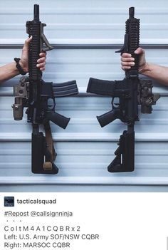 Post on spoilinforafight Military Weapons, Weapons Guns, Guns And Ammo, New Electronic Gadgets, Ar Pistol, Battle Rifle, Combat Gear, Custom Guns, Cool Guns