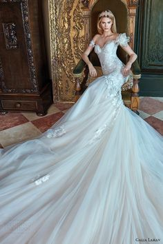 Galia Lahav outstanding Brides Dresses Gown