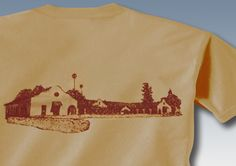 Dominguez Rancho T-Shirt Back