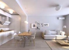 interior blanco gris madera