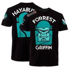 MMA T-shirts - Hayabusa Forrest Griffin Tee