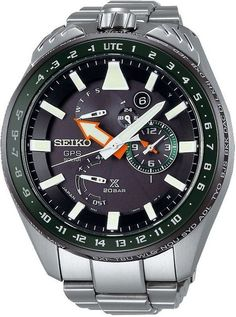 Seiko Prospex Bullhead Uhr, GPS Solar, Titan, SBED007 | eBay