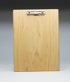 Maple Wood Menu Board w/ Clip Wood Menu, Wood Invitation, Menu Boards, Custom Rubber Stamps, Wood Ornaments, Fort Collins, Bamboo Cutting Board, Unique