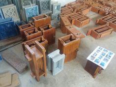 cetakan loster kayu