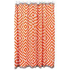 Jonathan Adler arcade shower curtain