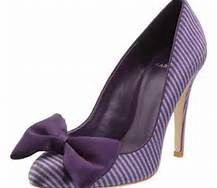 purple shoes for women