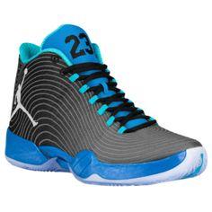 Jordan AJ XX9 - Men s - Black White Cool Blue Photo Blue 4261d5f654b