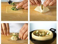 Dim Sum ist ein Rezept mit frischen Zutaten aus der Kategorie Blattgemüse. Probieren Sie dieses und weitere Rezepte von EAT SMARTER!