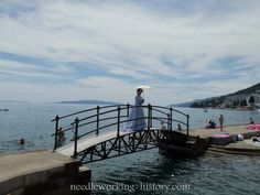A day in Opatija – Seaside bustle How Beautiful, Beautiful Pictures, Bustle Dress, Light Dress, Day Trips, Seaside, Old Things, Vacation, History