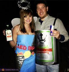 Jaeger Bomb - 2013 Halloween Costume Contest via @costumeworks