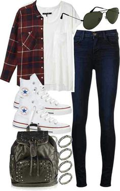 Mmm hipster outfits for teens, fall outfits for teen girls, freshman high school outfits Outfits Hipster, Tomboy Outfits, Mode Outfits, Casual Outfits, Dress Casual, Hipster Style, Outfits 2016, Unique Outfits, Hipster Skirt