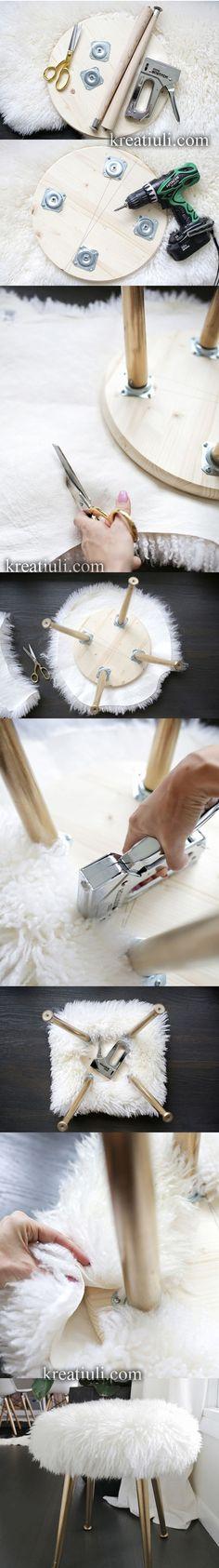 DIY, update, old, chair, for, living, room, გაალამაზეთ, პატარა, სკამი, მისაღები, ოთახისთვის, gaalamazet, patara, skami, misagebi, otaxistvis,