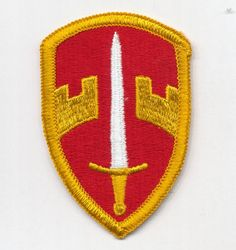 (MACV) Special Forces Dated 1968 Patch US MILITARY ASSISTANCE COMMAND VIETNAM