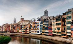 Las casas de Oñar- Girona