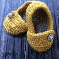 Oh my goodness! Baby shoes!