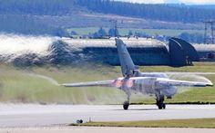 The Dramatic Final Takeoff of Panavia Tornado ZA365 at RAF Lossiemouth