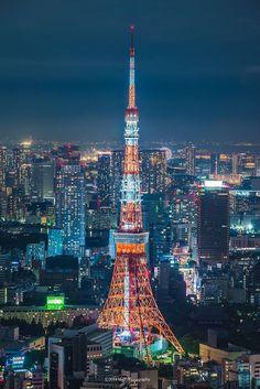 東京タワー:Tokyo Tower