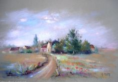 Artwork >> Breton Michel >> Fermes de Marchais-Parfond