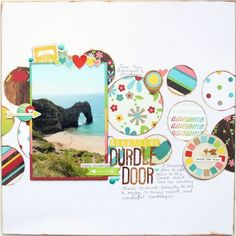 hey little magpie scrapbook layouts - - Yahoo Image Search Results
