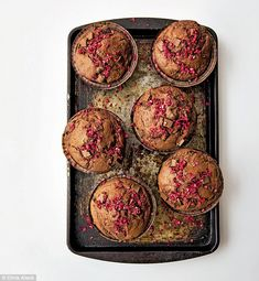 A gorgeous alternative to beetroot brownies