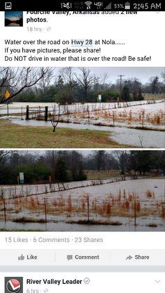 Flooding! 2015