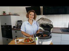 ActiFry | Fajita nach Hacer's Art | momis-kitchen.de - YouTube Actifry, Fajitas, Youtube, Cooking Recipes, Food And Drinks, Cooking