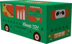 Kleenex Toy Friends on Behance