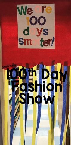 A 100th day fashion