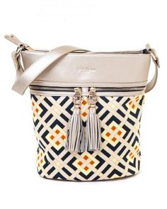 Spartina 449 Harbor Light Zipper Shoulder Bag Available At Always Forever