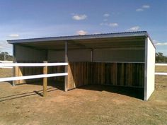 Image result for horse paddock with shelter