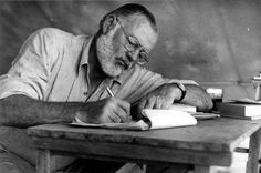 Ernest Hemingway. 1899-1961 Suicide by Gun His Father, sister & brother also committed suicide. It is thought they all suffered from the genetic disease hemochromatosis. Ernest was positive for the disease. It causes mental problems.