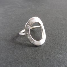 Oval Rings, Silver Rings, Handmade Jewellery, Sale Items, Band, Sterling Silver, Gifts, Jewelry, Bronze Jewelry