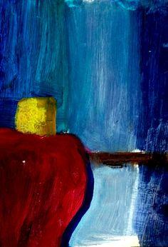 Yellow Vase, by Dan Nelson Yellow Vase, Dan, Paintings, Sculpture, Detail, Drawings, Paint, Painting Art, Sculptures