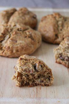 Love and Confections: Mini Walnut Soda Bread