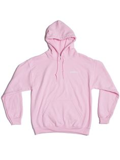 Shadow Hill Pink Rose Oversized Merch Hoodie