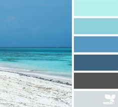 { color sea } | image via: @arasacud