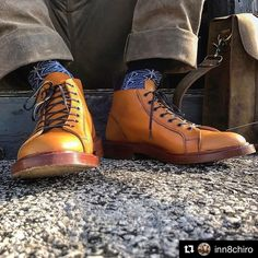 610 отметок «Нравится», 5 комментариев — Tricker's Shoes founded 1829 (@trickers_shoes) в Instagram: «We've been making Monkey Boots for many years mainly for the Japanese market. The Ethan is our…»