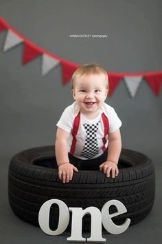 Racecar checkered flag birthday outfit and by littleboybluestitch Boys First Birthday Party Ideas, 1st Birthday Pictures, Race Car Birthday, Race Car Party, Baby Boy First Birthday, Cars Birthday Parties, First Birthday Outfits, Cake Birthday, Birthday Pins