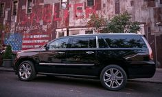 2015 Cadillac Escalade ESV - My next vehicle (maybe my first black Escalade) Can't decide which color.