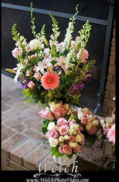 Entry Flowers for Krystal