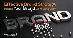 A good brand strategy is always important to turn an idea into a memorable impression, because first impression is the last impression. Advertising Agency, Best Brand, How To Memorize Things, Presentation, Branding, Make It Yourself, How To Make, Blog, Brand Management