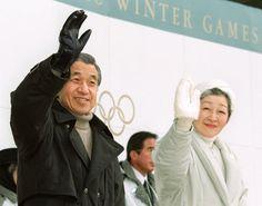 Empress Michiko, 1998