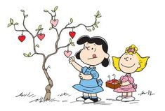 Marmont Hill 'Hanging Hearts' Graphic Art Print