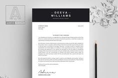 Professional Resume Template William - Resumes