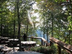 Restaurants in WV: Smokey's on the Gorge, located in Fayetteville, WV.