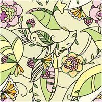 Papel de Parede Autocolante - Floral 514