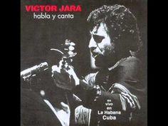 Victor Jara en vivo en Cuba 06 La Carta - YouTube Victor Jara, Music Songs, Music Artists, Youtube, Movie Posters, Havana Cuba, Letters, Songs, Concert