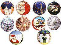 Paper Mache Ornaments Hanging Balls Diameter :2 inches by ShalinIndia, http://www.amazon.com/dp/B0009WFMXE/ref=cm_sw_r_pi_dp_NbKGqb10GKESC